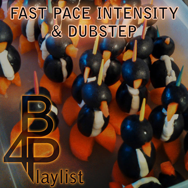 Fast Pace Intensity & Dubstep - Brian for President