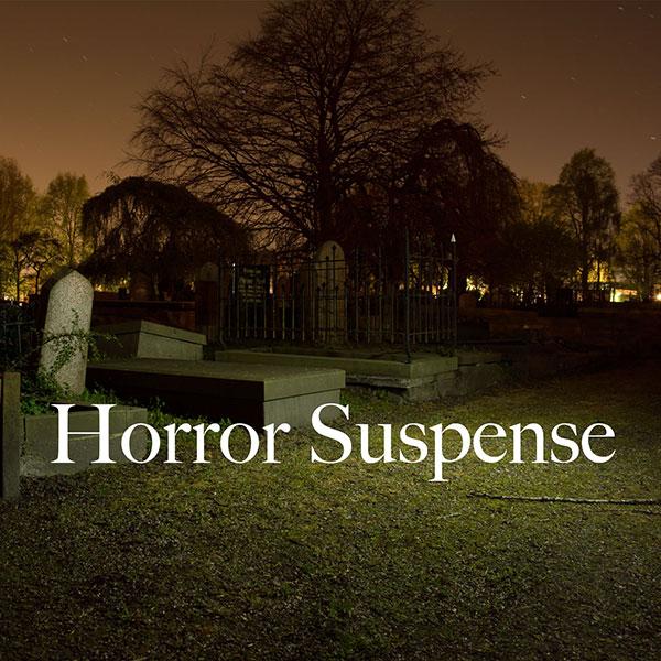 Horror Suspense - Shawn K  Clement