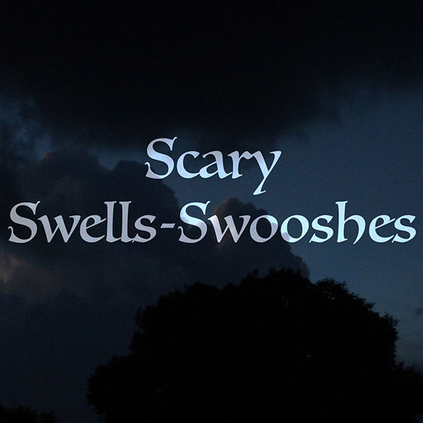 Scary Swells-Swooshes - Shawn K  Clement